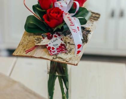 bukiet róże racibórz