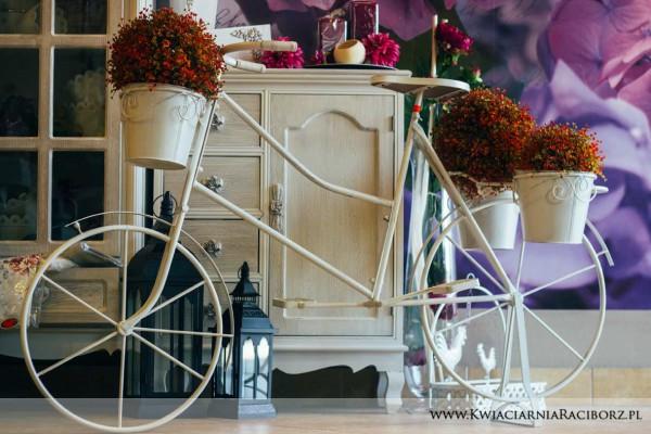 ozdobny rower