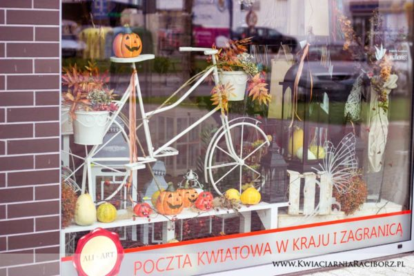 wystawa halloween