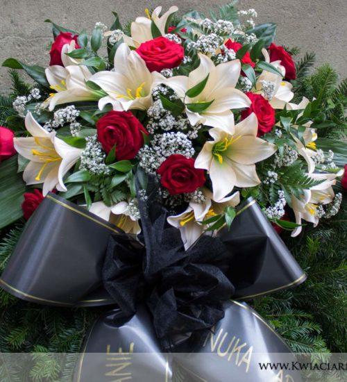 wieniec pogrzeb racibórz
