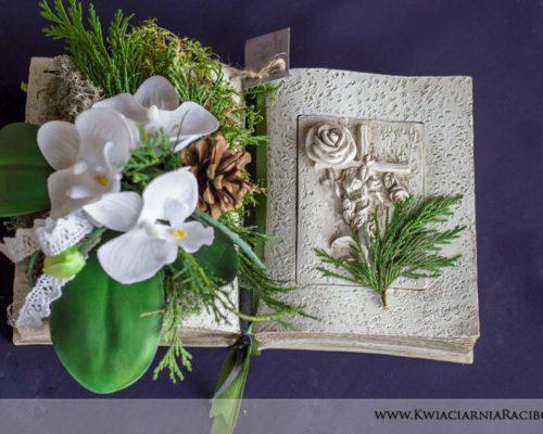 kompozycja 1 listopada wszystkich świętych racibórz