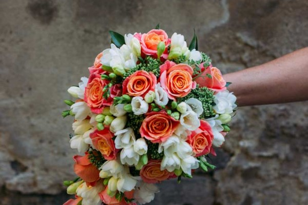bukiet ślubny kwiaciarnia racibórz