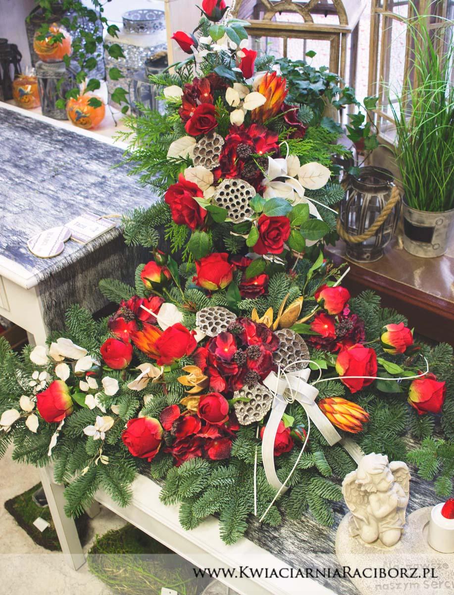 Kompozycje I Stroiki Na Cmentarz Kwiaciarnia Ali Art Racibórz