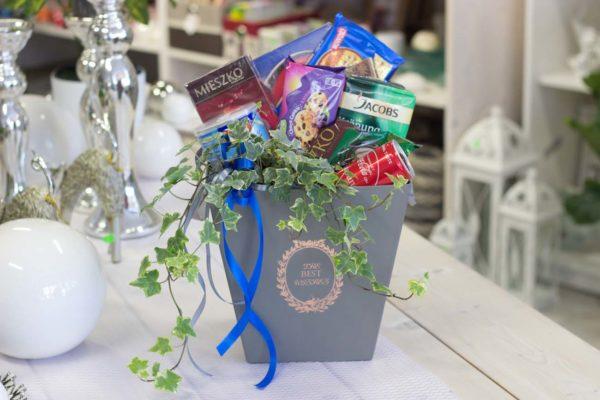 flowerbox pakowanie