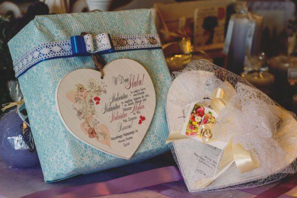 pakowanie prezentow na wesele