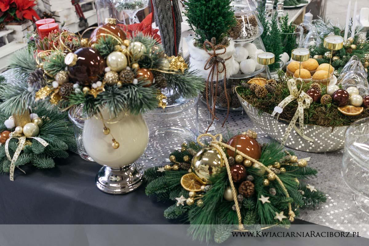 Stroiki I Ozdoby świąteczne W Ali Art