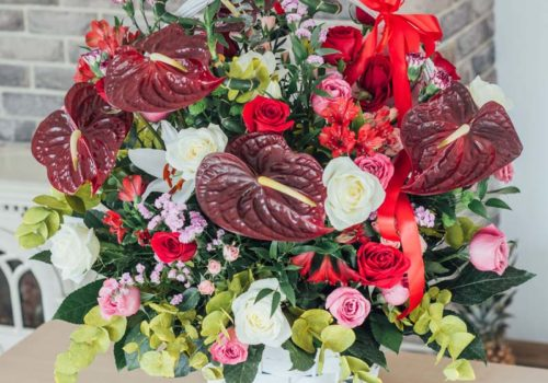 bukiet Przesyłki Kwiatowe raciborz-17