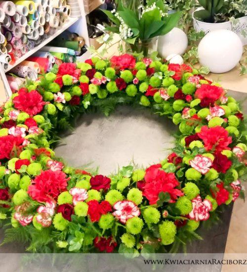 wieniec-kwiaciarnia-raciborz